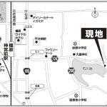 橿原市菖蒲町 地図